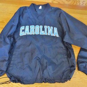 Carolina V-Neck Pullover Jacket Size L Excellent C